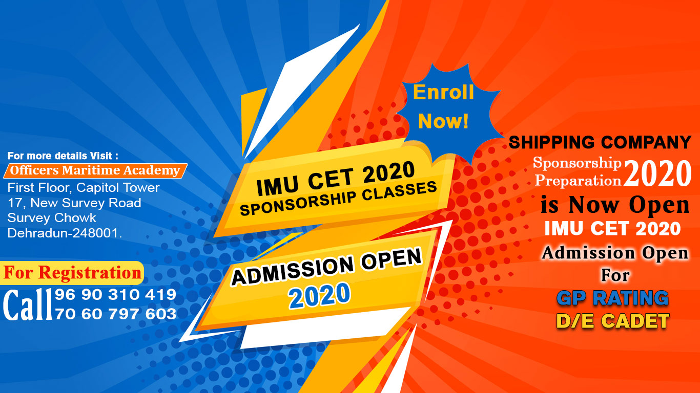 Best IMU CET & Sponsorship Coaching Academy